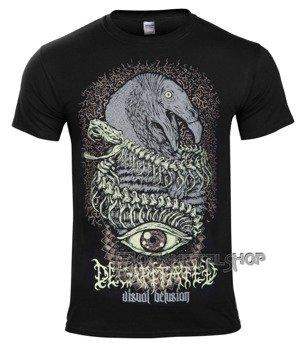 koszulka DECAPITATED - VISUAL DELUSION