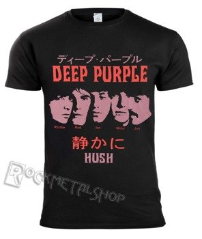 koszulka DEEP PURPLE - HUSH JAPAN
