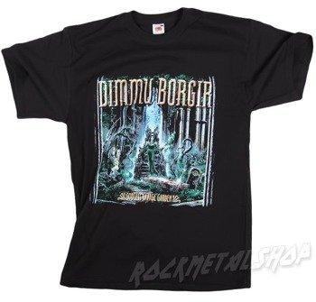 koszulka DIMMU BORGIR - GODLESS SAVAGE GARDEN