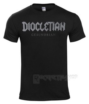 koszulka DIOCLETIAN - GESUNDRIAN LOGO