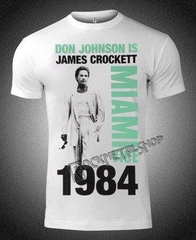 koszulka DON JOHNSON - IS CROCKETT