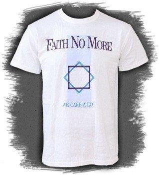 koszulka FAITH NO MORE - WE CARE A LOT