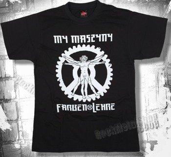 koszulka FARBEN LEHRE - MY MASZYNY