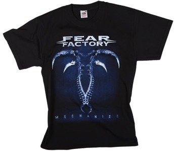 koszulka FEAR FACTORY - MECHANIZE