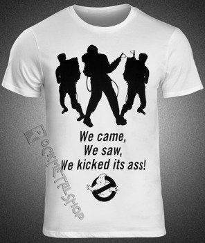 koszulka GHOSTBUSTERS - WE CAME, WE SAW