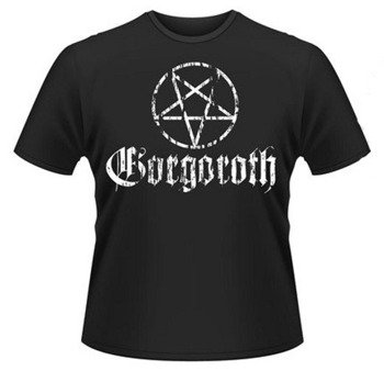 koszulka  GORGOROTH - PENTAGRAM LOGO