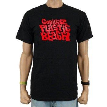 koszulka GORILLAZ - PLASTIC BEACH