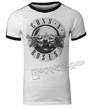 koszulka GUNS N' ROSES  - BULLET LOGO