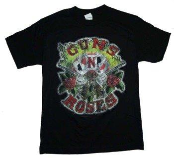 koszulka GUNS N' ROSES - CARDS