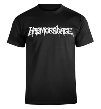 koszulka HAEMORRHAGE - LOGO