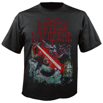 koszulka IMPALED NAZARENE - VIGOROUS AND LIBERATING DEATH