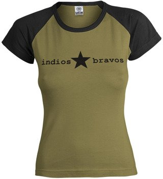 koszulka INDIOS BRAVOS - MENTAL REVOLUTION