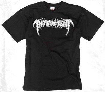 koszulka INTERMENT - DEATH METAL