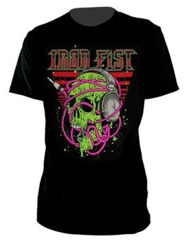 koszulka IRON FIST - DEADPOHNMES (BLACK)