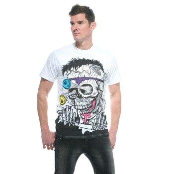 koszulka IRON FIST -  LEFT FOR DEAD (WHITE)