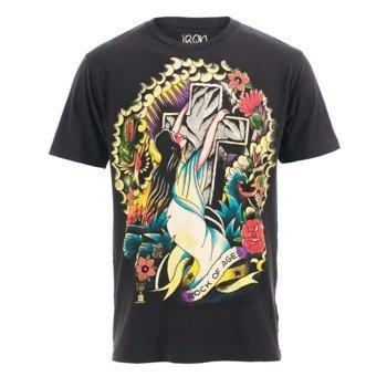 koszulka IRON FIST - ROCK OF AGES (BLACK)
