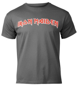 koszulka IRON MAIDEN - CLASSIC LOGO