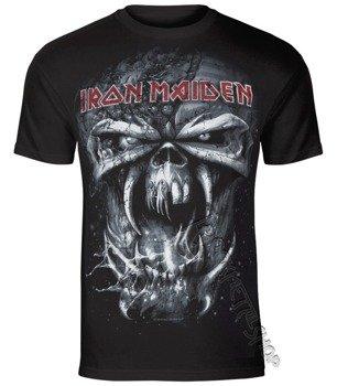 koszulka IRON MAIDEN - FINAL FRONTIER EDDIE VINTAGE