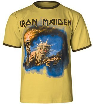 koszulka IRON MAIDEN - SOMEWHERE IN TIME SONISPHERE FESTIVAL 2008