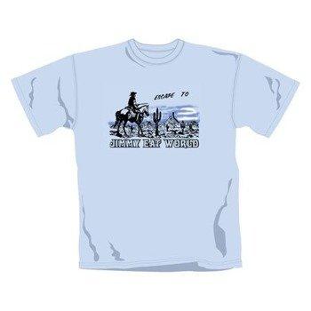 koszulka JIMMY EAT WORLD -  COWBOY (3029TSCP)