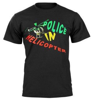 koszulka JOHN HOLT - POLICE IN HELICOPTER
