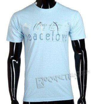 koszulka JOHN LENNON - PEACE LOVE
