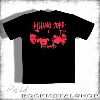koszulka   KILLING JOKE -FIRE DANCES