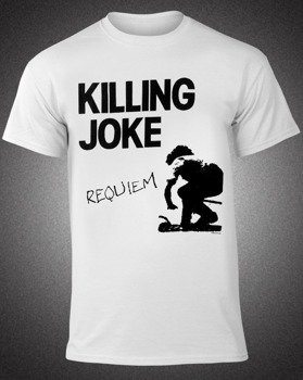 koszulka   KILLING JOKE -REQUIEM WHITE   (PH4998)