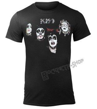koszulka KISS - 1974