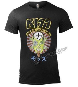 koszulka KISS - HOTTER THAN HELL