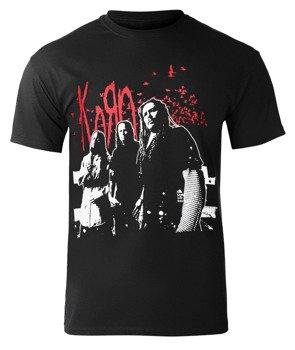 koszulka KORN - BAND SHOT TOUR 2009