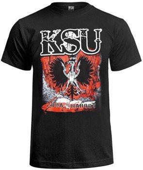 koszulka KSU - DWA NARODY