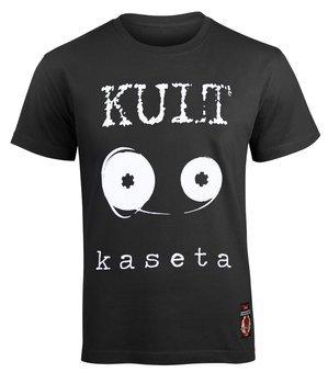koszulka KULT - KASETA czarna