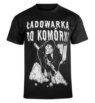 koszulka ŁADOWARKA DO KOMÓRKI