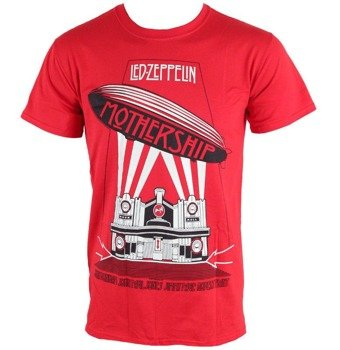 koszulka LED ZEPPELIN - RED MOTHERSHIP