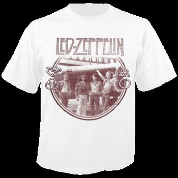 koszulka LED ZEPPELIN - THE STARSHIP