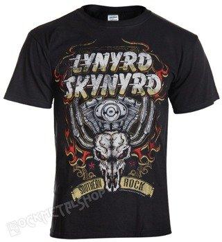 koszulka LYNYRD SKYNYRD - MOTOR SKULL