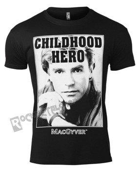 koszulka MACGYVER - CHILDHOOD HERO