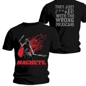 koszulka MACHETE - WRONG MEXICAN
