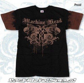 koszulka MACHINE HEAD barwiona