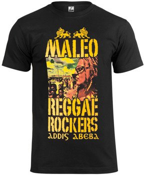 koszulka MALEO REGGAE ROCKERS - ADDIS ABEBA