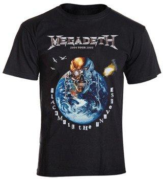 koszulka MEGADETH - BLACKMAIL TOUR