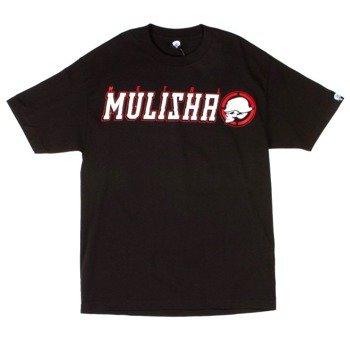 koszulka METAL MULISHA - CLEANUP czarna