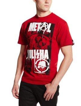 koszulka METAL MULISHA - CREEP czerwona