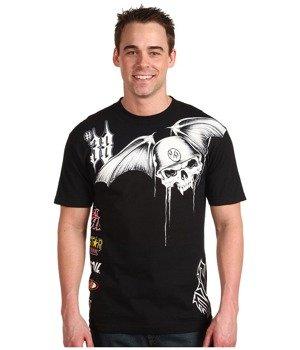 koszulka METAL MULISHA - DEEGAN 38 czarna