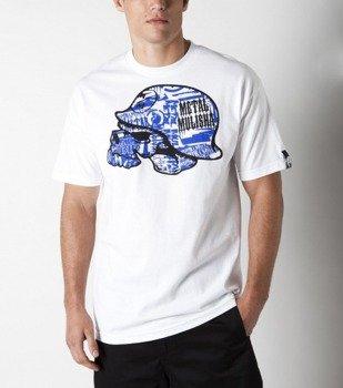 koszulka METAL MULISHA - FRIED biała