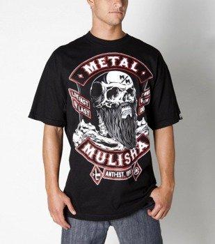 koszulka METAL MULISHA - G-LAND 2 czarna