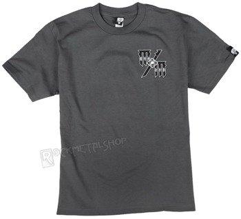 koszulka METAL MULISHA - G-LAND szara