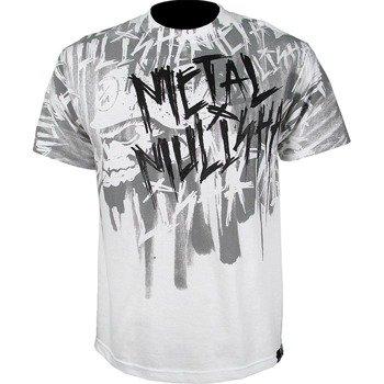 koszulka METAL MULISHA - HARM biała