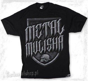 koszulka METAL MULISHA - ROCK czarna
